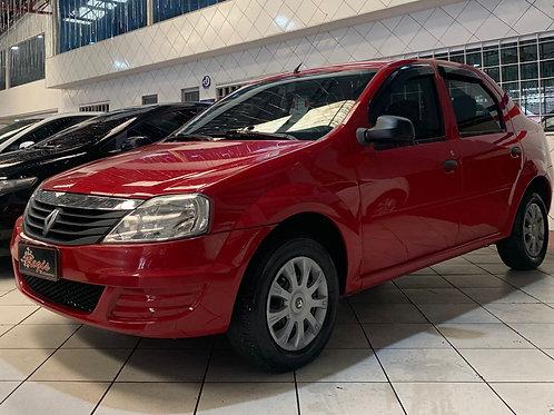 Renault LOGAN AUTHENTIQUE 1.0 2012 (FLEX)