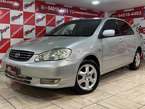 Toyota Corolla Sedan XEi 1.8 2004 (FLEX) (AUT)