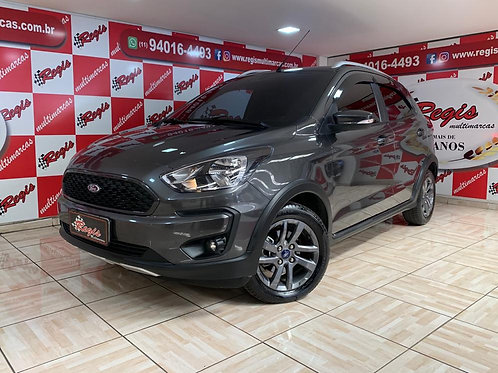 Ford KA FREESTYLE 1.0 2020 (FLEX)