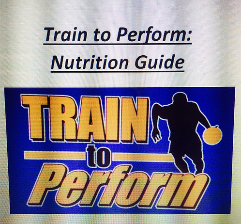 Basketball Nutrition Guide