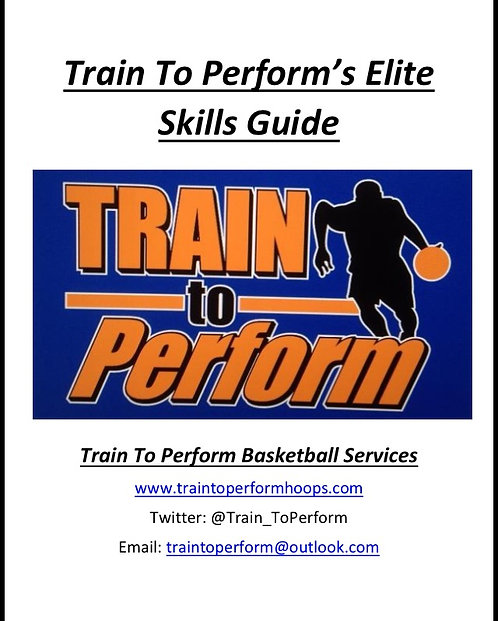 Train To Perform Elite Skills Guide