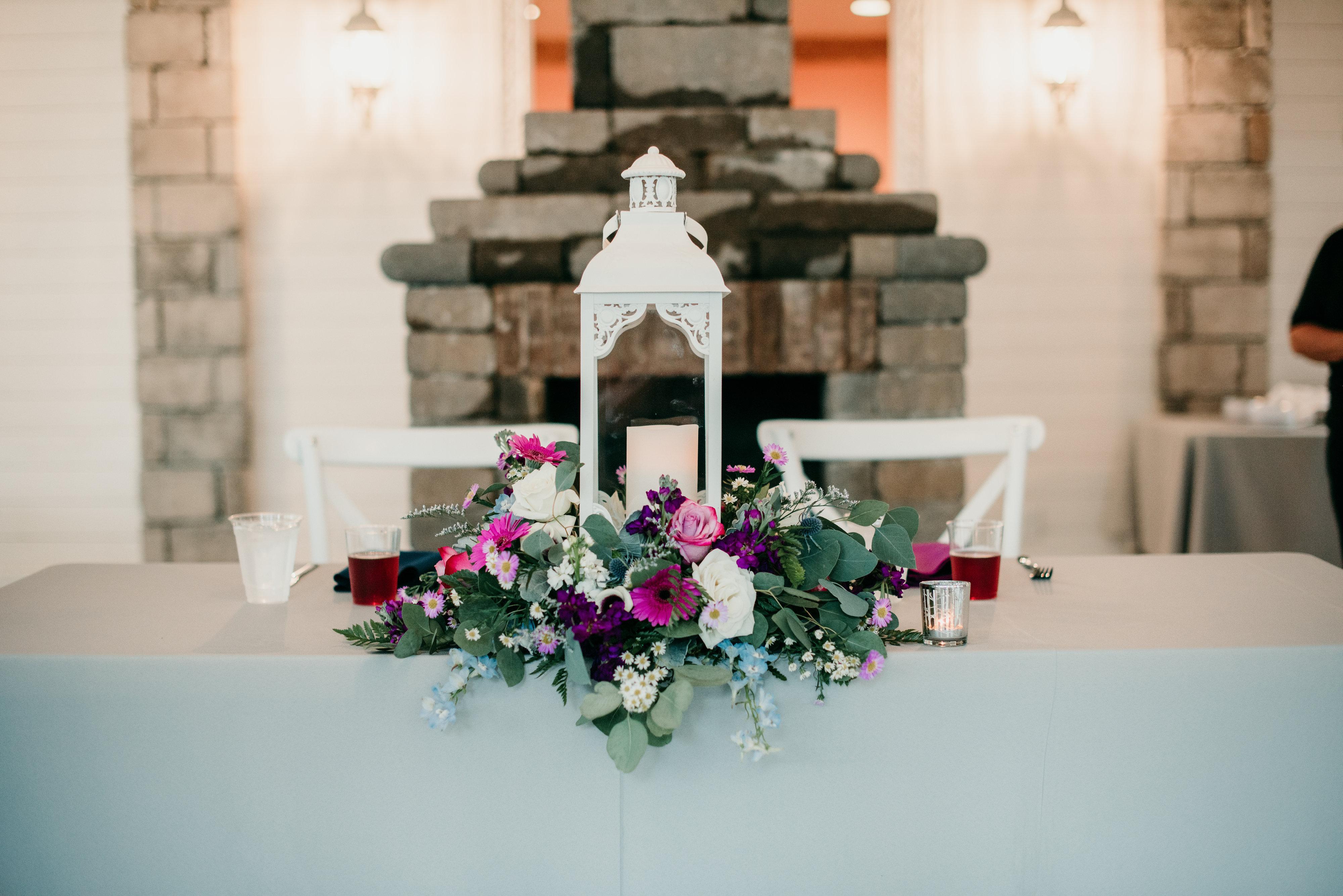 Sweetheart Table: Chateau Vie