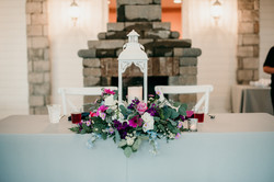 Sweetheart Table: Chateau Vie