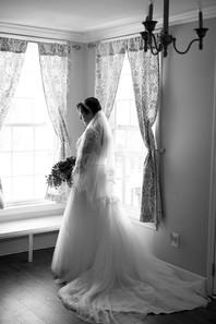 NC Wedding Venue Bride