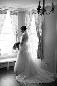 NC Wedding Venue Bride
