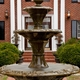 Fountain at Chateau Vie