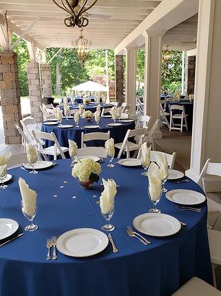 North Carolina Wedding Reception Venue