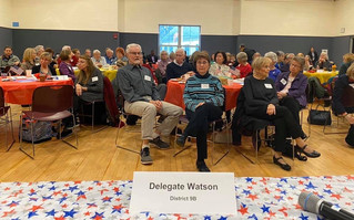 Fantastic Howard County League of Women Voters Brunch