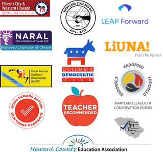 Humbled to Receive these Endorsements  - Thank You!