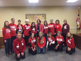 Great Meeting with Moms Demand Action for Gun Sense in America-Maryland