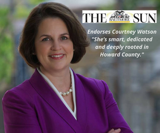 Breaking: Sun Endorses Courtney Watson for 9B!