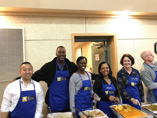 NAACP Youthserve Thanksgiving Dinner
