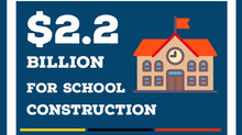 HB1: The Built to Learn Act Passes! This Means More Money for School Construction