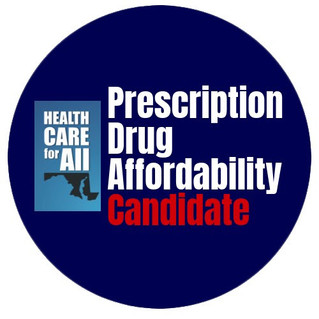 Proud to be a Prescription Drug Affordability Candidate