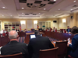 Howard County Executive Dr. Calvin Ball Testifies in Support of My Bill HB428 to Obtain Funding for