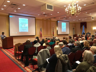 Environmental Issues Heard in Annapolis