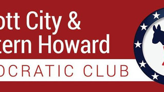 Thank You Ellicott City Western Howard County Democratic Club for Your Endorsement!