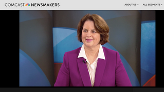 Discussing the 2019 Legislative Session on Comcast Newsmakers