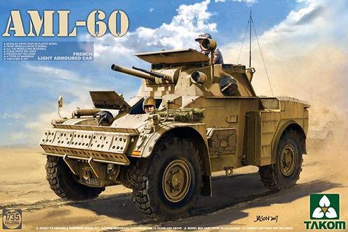 (под заказ) Французский бронеавтомобиль AML-60 - Takom 2084 1:35