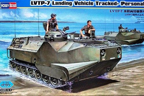 LVTP-7 Landing Vehicle Tracked Personnel - Hobby Boss 82409 - 1:35