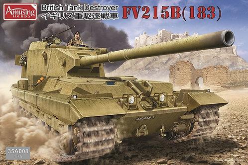 Tank Destroyer FV215B (183) - Amusing Hobby 35A008 1:35
