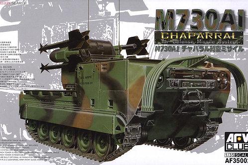 Зенитный комплекс M730A1 Chaparral - AFV Club AF35002 - 1:35