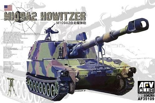 Самоходка M109A2 Паладин - AFV Club AF35109 1:35 - под заказ
