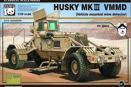 Husky MKIII VMMD - Panda Hobby PH35014 1:35