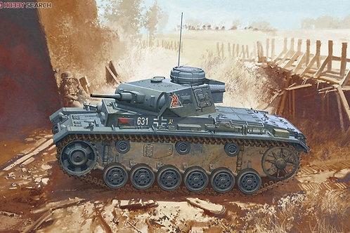 Танк Pz.Kpfw. III Ausf. J Initial Production - Dragon 6463 1:35 под заказ