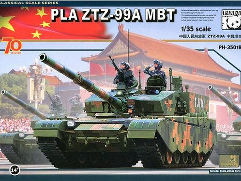 (под заказ) Китайский танк PLA ZTZ-99A MBT - Panda PH35018 1:35