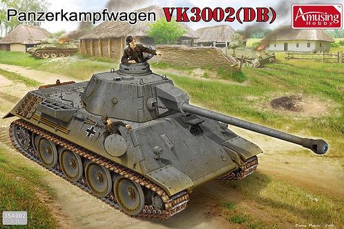 (раритет) Panzerkampfwagen VK3002 (DB) - Amusing Hobby 35A002 1:35