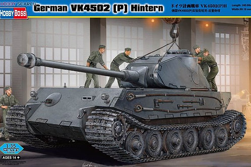 "German VK 4502 (P) ""Hintern"" - Hobby Boss 82445 1:35"