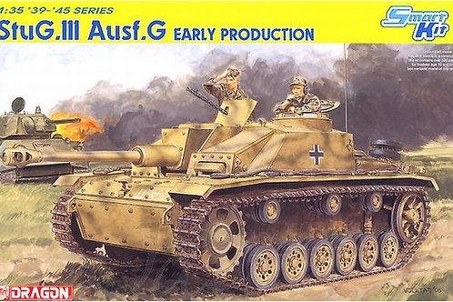 (под заказ) StuG. III Ausf. G Early Production - Dragon 6320 1:35