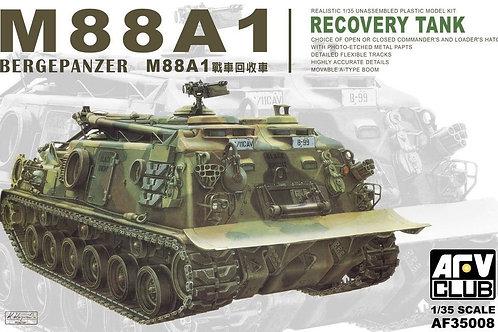 (под заказ) БРЭМ M88 A1 Recovery Tank - AFV Club AF35008 1:35