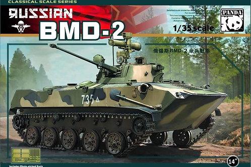 (под заказ) Российская боевая машина десанта БМД-2 - Panda Hobby PH35009 1:35