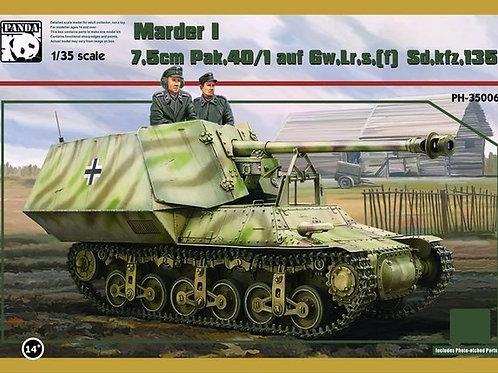 Немецкая самоходка Мардер 1 / Marder I - Panda PH35006 1:35
