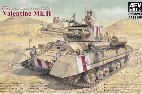 Танк Mk.III Valentine Mk.II - AFV Club AF35185 - 1:35