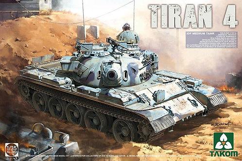 (под заказ) Израильский танк Tiran 4 - Takom 2051 1:35