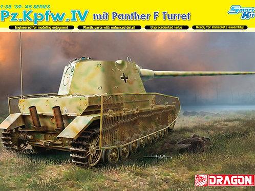 Pz.Kpfw.IV mit Panther F Turret - Dragon 6824 1:35