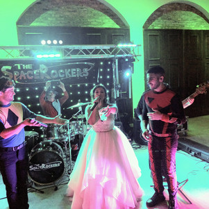 The Space Rockers | Sandra & Zach's Wedding | The Bell Tower on 34th