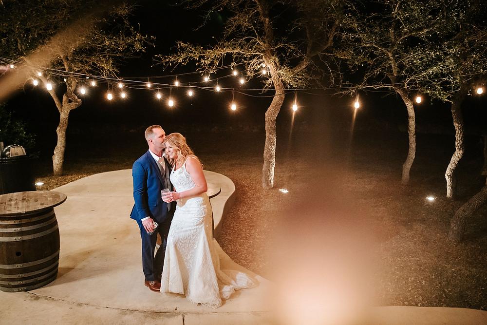 Austin's best wedding band, Satellite, at Firefly Farm
