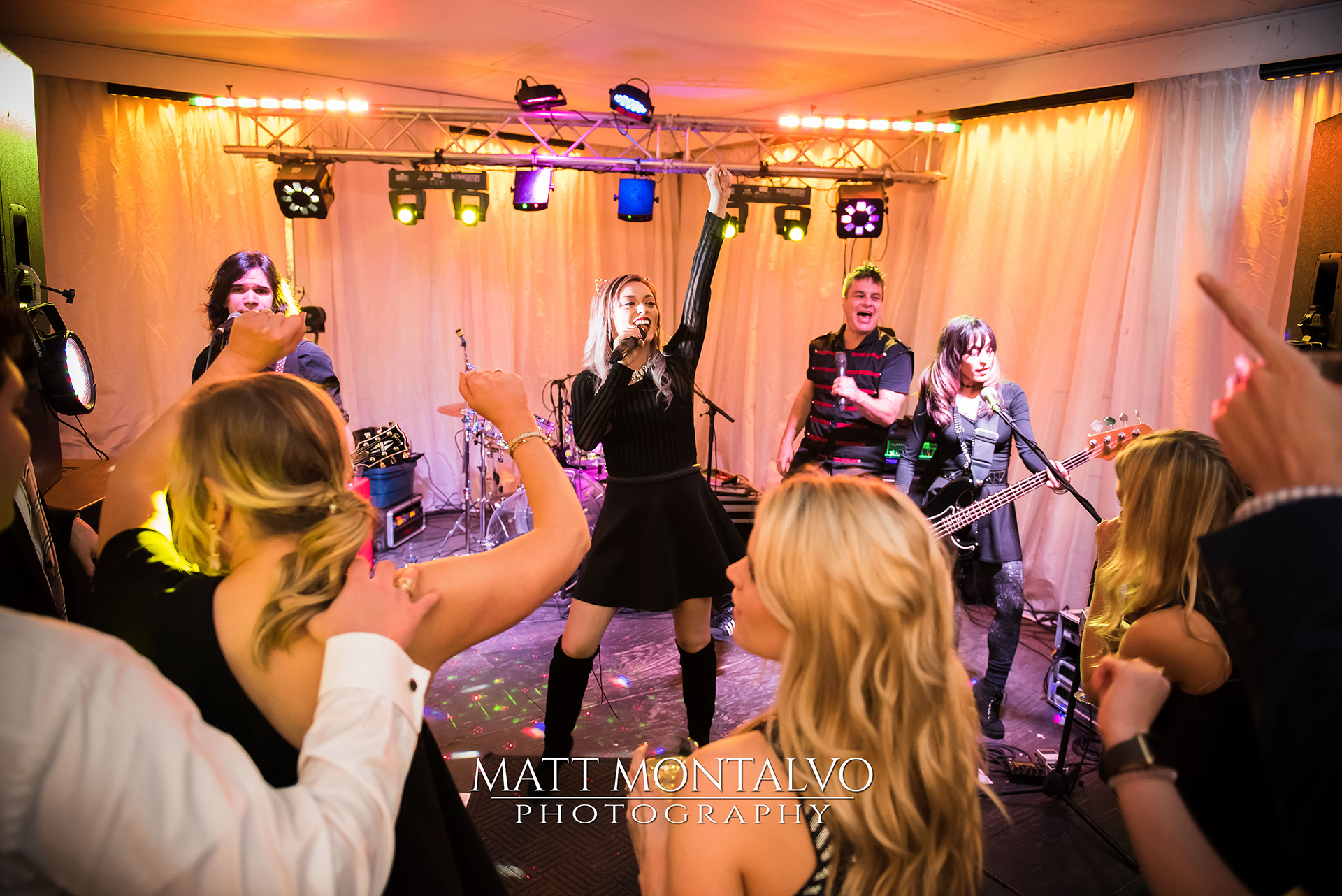 Electric Circus Wedding