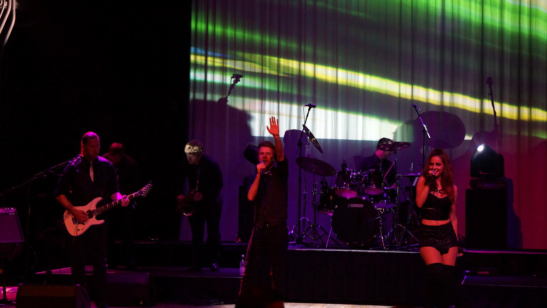 Glass Cactus band