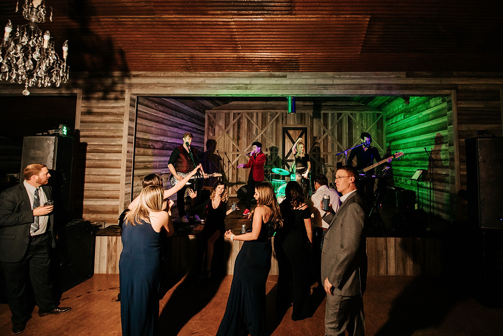Looking for a band for your wedding in the Texas Hill Country?