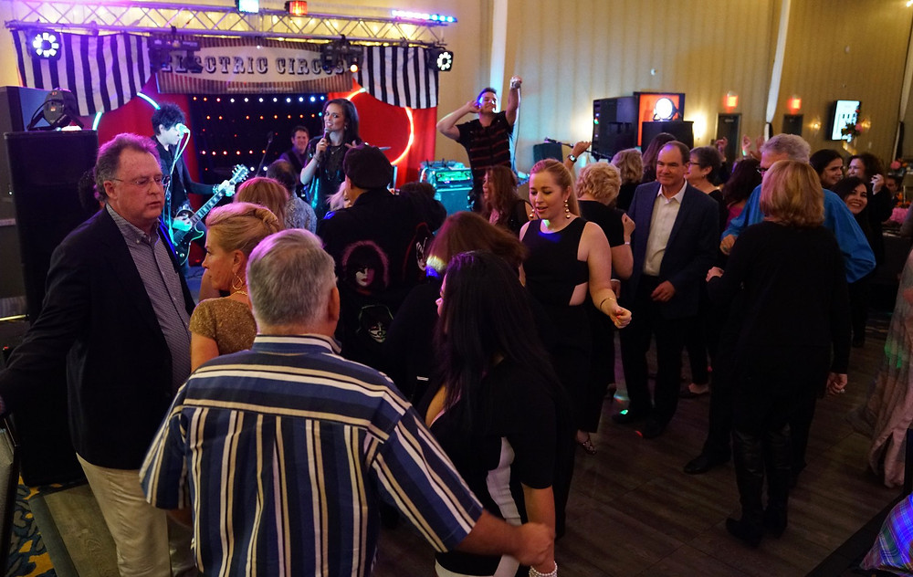 South Texas Gala with Electric Circus band