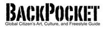 Back Pocket Magazine logo