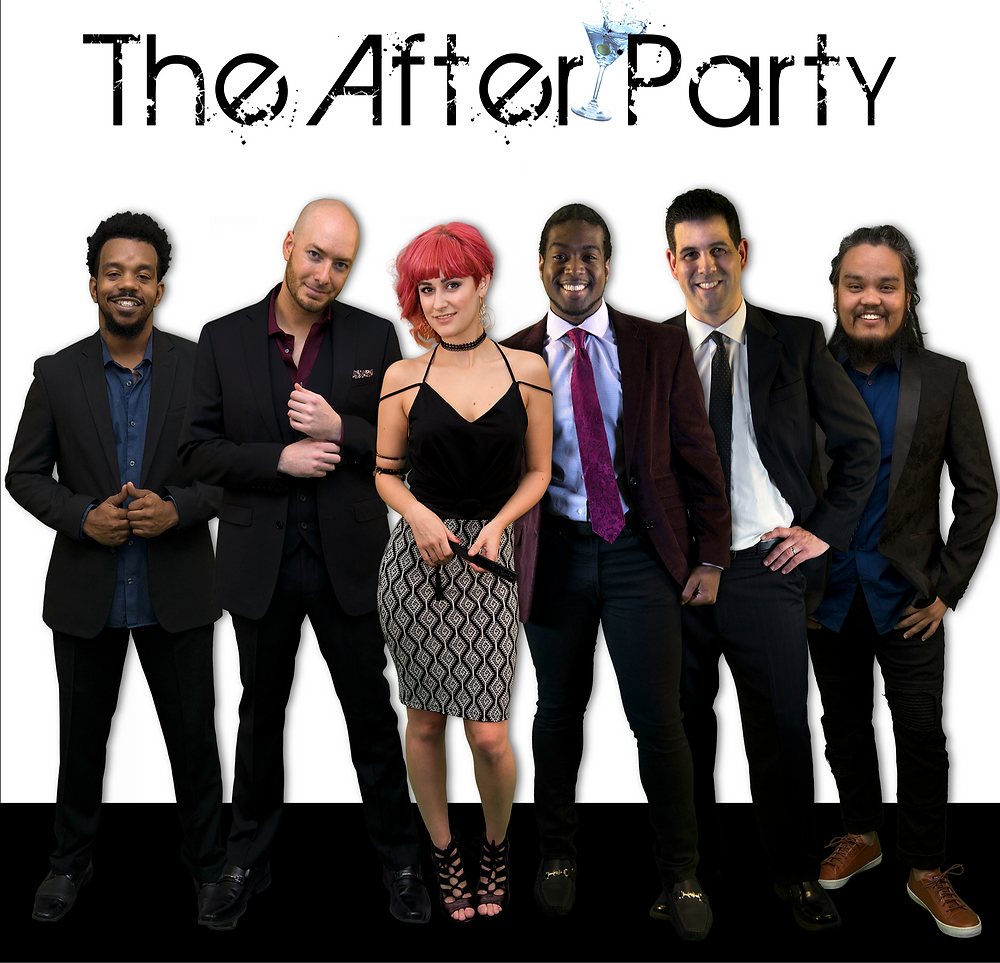 The After Party is a Dallas Wedding and Event Band