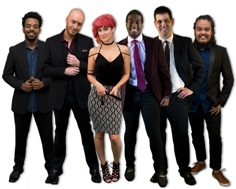 The After Party Band is a Dallas Wedding and Event Band