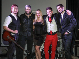 Satellite Band | Best Buddies Houston Masquerade Gala | Ballroom at Bayou Place