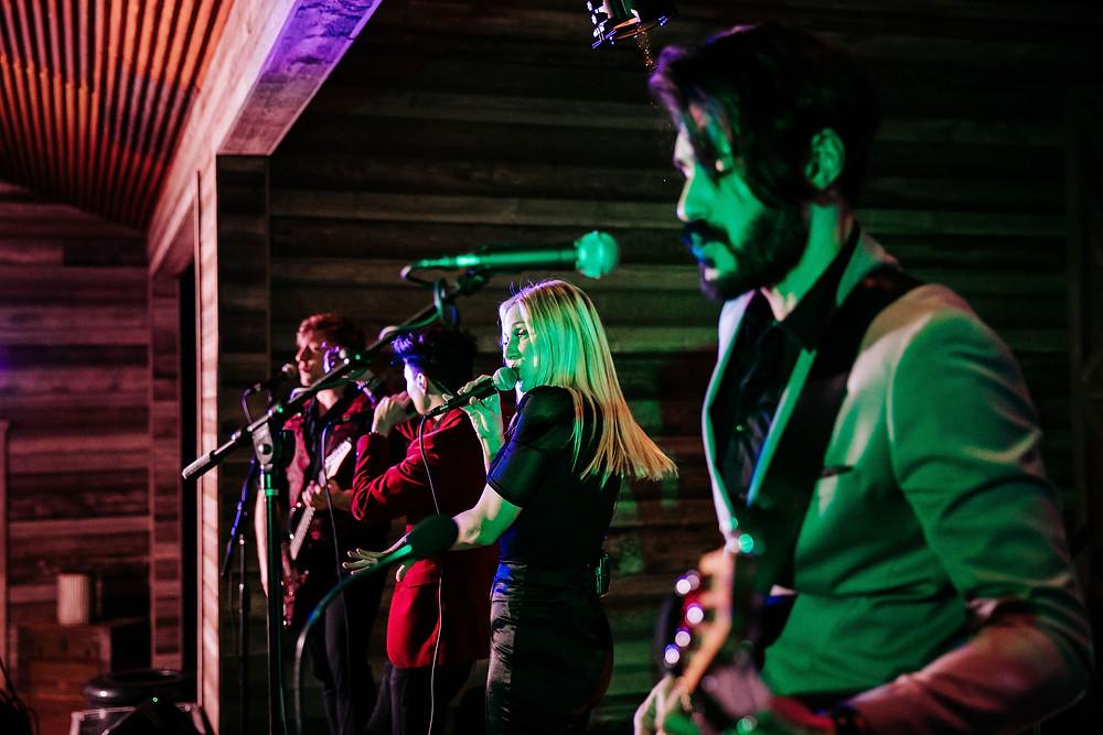 Satellite band for Austin and San Antonio Weddings